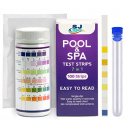 7 in 1 Pool Water Test Strips | Fast and Accurate Water Quality Testing Kit
