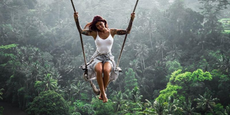 Win a trip to Paradise – Escape to Bali.