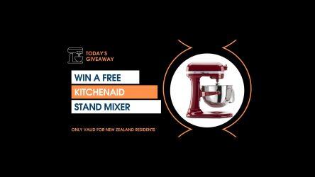 KithcenAid Stand Mixer Giveaway