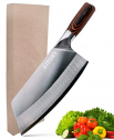 KITORY 7 inch Chinese Cleaver Knife