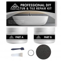 FORTIVO Porcelain Repair Kit for Cracked or Scratched Bathtubs and Toilets